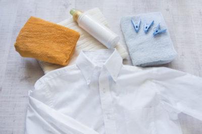 洋服のクリーニング