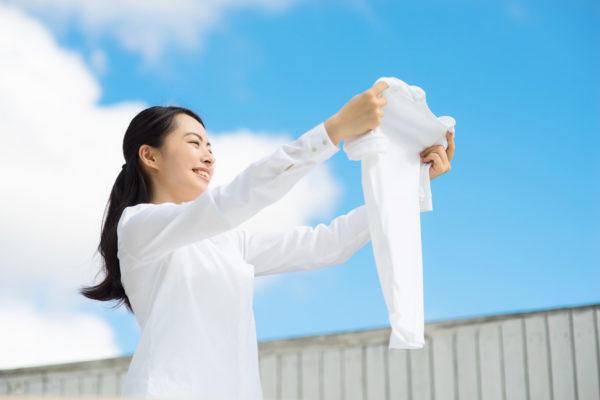 ティーシャツの洗濯